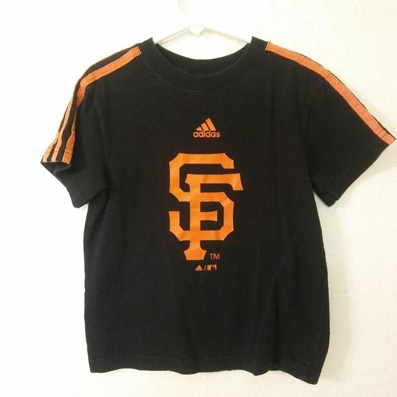 Adidas San Francisco Giants Short Sleeve T-shirt